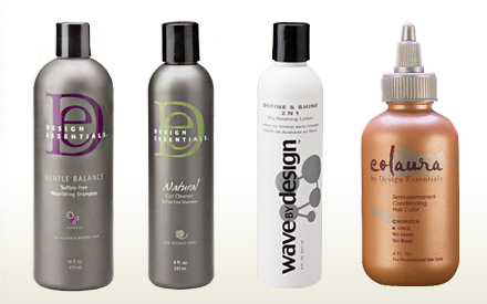 Shop All Hair Products Design Essentials