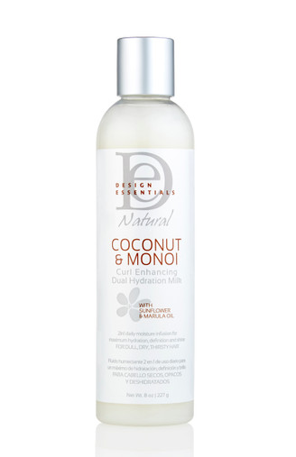 Coconut Monoi Hydrating Hair Milk Design Essentials