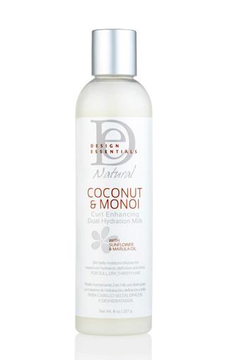 Coconut & Monoi Curl Enhancing Dual Hydration Milk 8oz