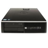HP 8200 Elite SFF Desktop i5-2400 4GB RAM 250GB HDD Win10 Pro, 12M