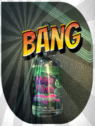 Bang! This is that Flavor for the Green apple lovers out there ! This Tart and sweet candy like green apple will surely be addictive !