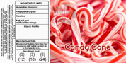 Candy Cane for the Sweet Menthol Lovers.
