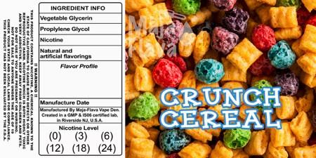 Berry Breakfast Crunch!