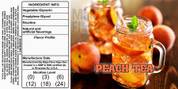 Sweet Southern Peach Iced Tea!