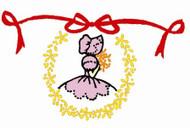 Aunt Martha's #3840 Lovely Designs for Linens