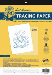 Aunt Martha's Tracing Pad