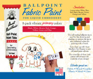 Aunt Martha's Ballpoint Paint 8-pack (Primary)