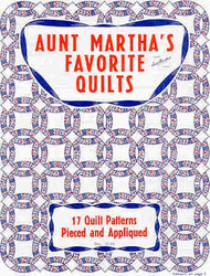 Aunt Martha's Favorite Quilts
