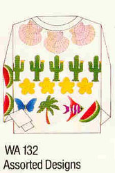 Assorted Designs Iron-on Transfer Pattern