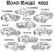 Aunt Martha's #4002 Road Rage