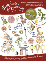 SR3 Stitcher's Revolution Asian Inspirations