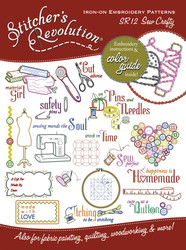 SR12 Stitcher's Revolution Sew Crafty