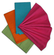 Stitch 'Em Up Napkins Set of 4 - Bright Colors