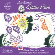 5-Pack Glitter Paint Kit (Twilight Colors)