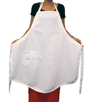Retro Fancy White Apron