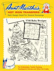 Aunt Martha's #3746 Baby Designs