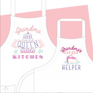 Aunt Martha's Special Edition - Apron Designs