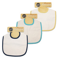 Aunt Martha's Stitch 'Em Up Baby Bibs Boy's Assortment