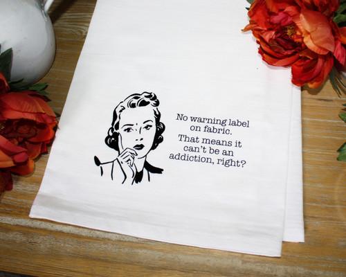 Aunt Martha's Dirty Laundry - Fabric Addiction