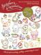 SR30 Stitcher's Revolution Embroidery Transfer Pattern Forest Friends