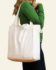 Aunt Martha's Reusable Cotton Grocery Bag