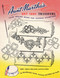 Aunt Martha's Embroidery Transfer Pattern #3696 Hearts, Shamrocks, and Cross Stitch