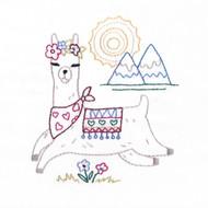 Stitcher's Revolution Sneak Peek! - Llamas