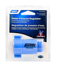Camco Brass Fresh Water Pressure Regulator With Gauge Rvsupplies Com