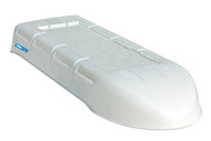 Camco Refrigerator Vent Cover Top Only, White