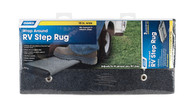 Camco RV Entry Step Rug, Reg Gray
