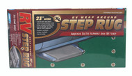 "Camco RV Entry Step Rug, XL Green 23""W x 22""L"