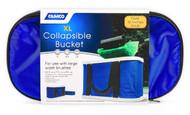 Camco Collapsible Wash Bucket, Rectangular