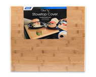 """Camco Universal Silent Stove Top, Bamboo 19-1/2"""" x 17"""" x 3/4"""""""