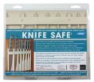 Camco Knife Safe Knife Holder - Beige - 9 x 11 x 5/8