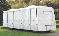 """Camco ULTRAShield Cover, ClassA 34', WovenPoly,110""""Hx102""""W"""