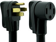 50 Amp Extension Cord 50 Foot with Handle Century Wire