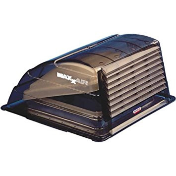 00-933067 Maxxair Roof Vent cover Smoke