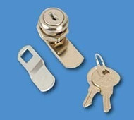 "Camlock Baggage Lock 5/8"" - 4 Pack"