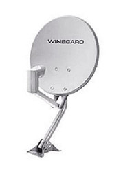 "Winegard Satellite TV Antenna 18"" Dish"