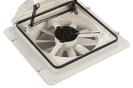 MaxxAir MaxxFan Mini RV Vent White Lid