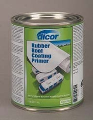 Dicor White Acrylic Coating, 1 Gallon