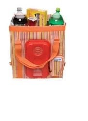 Dometic Thermoelectric Soft Side Cooler, Orange