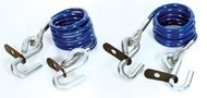Blue Ox 7ft Safety Cable Kit 5,000 lb