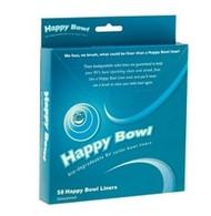 Happy Bowl Liners, 50pk