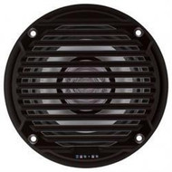 ASA Electronics Jensen 5in Dual Cone Speaker, Black, Marine Grade