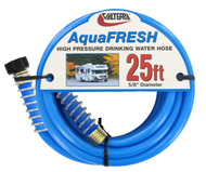 "Valterra Drinking Water Hose, 5/8"" x 25', Blue"