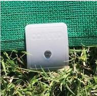 Outdoor Camping Carpet/Rug/Mat Anchors, 4pk