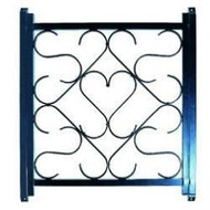 Camco Screen Door Grille, Deluxe Aluminum