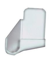 RV Gutter Spout, Polar White
