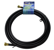 "Valterra Drinking Water Hose, Ebonyline, 1/2"" x 15', Black"